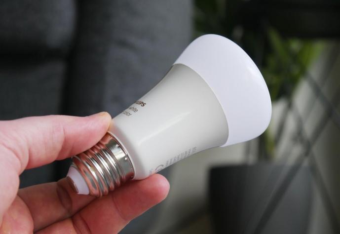 Philips Hue Birne Licht Header