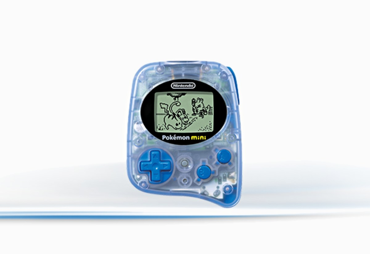 Pokemon Mini Handheld