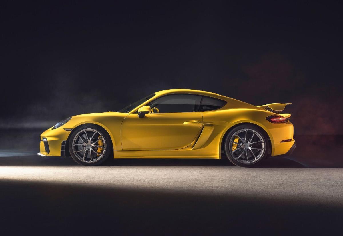 Porsche: Elektrischer 718er für 2024 und Cayenne für 2025 geplant