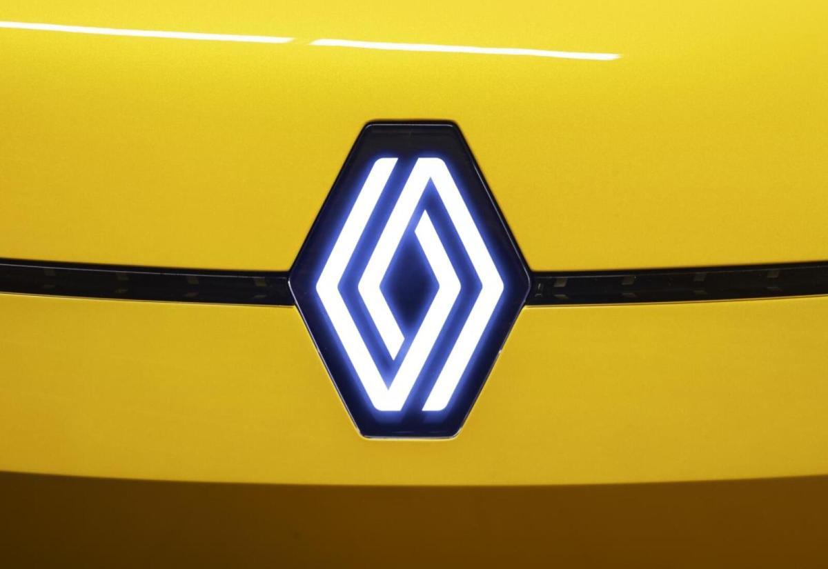 Renault Logo Neu Header