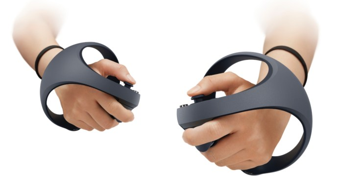Sony Playstation 5 Vr Controller Hand