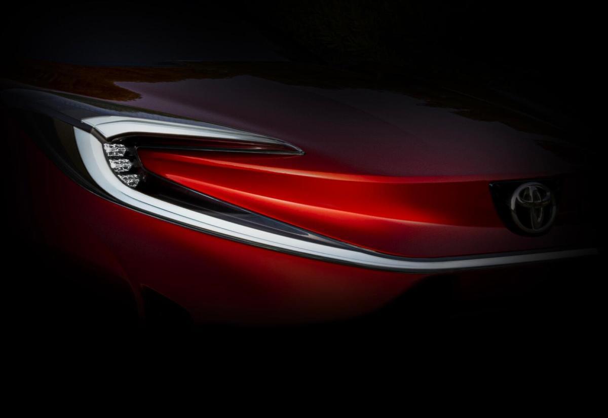 Toyota Teaser Header