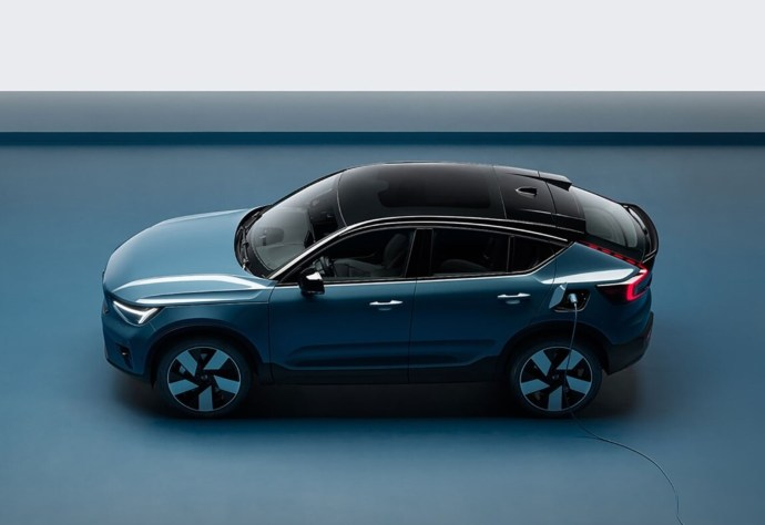Volvo C40 Recharge Top