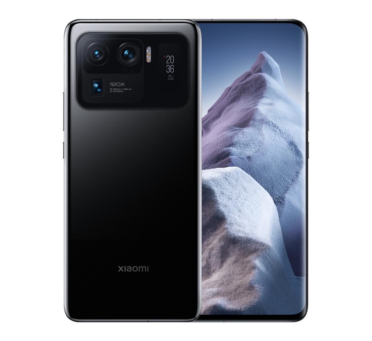 Xiaomi Mi 11 Ultra Schwarz