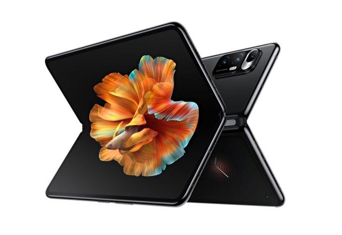 Xiaomi Mi Mix Fold Foldable