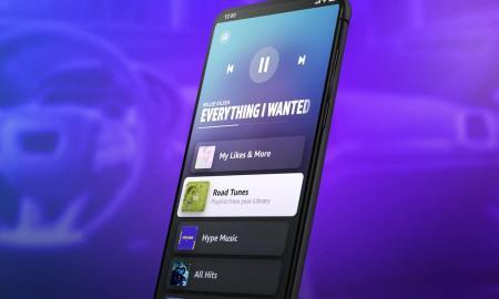 Amazon Music Car Mode Auto Header