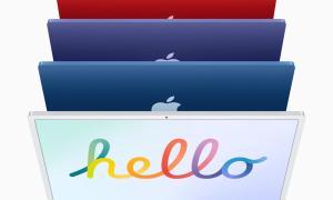 Apple Imac 2021 Farben