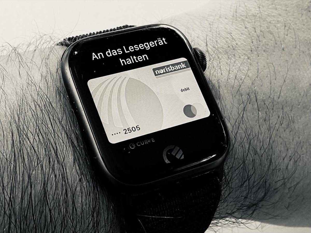 Apple Pay Bezahlen Watch