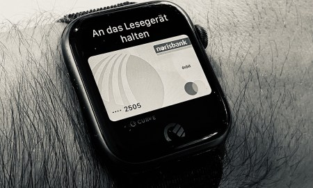 Apple Pay Bezahlen Watch