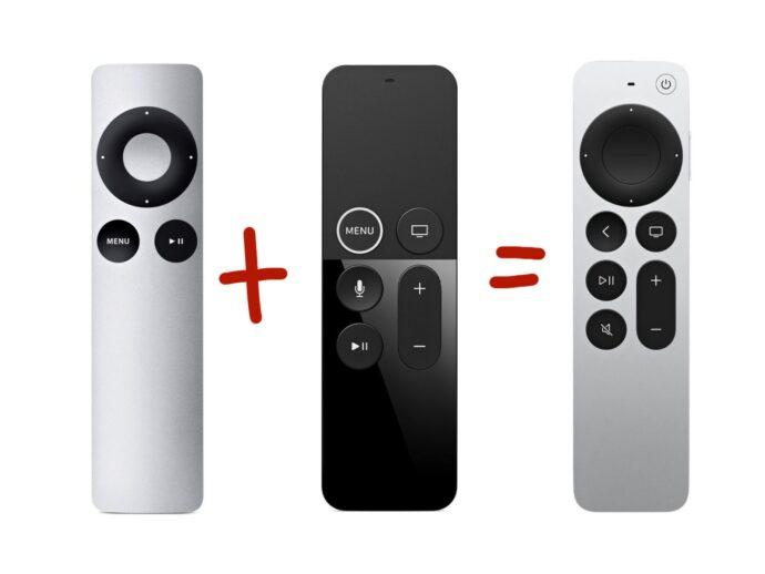 Apple Tv Siri Remote Evolution
