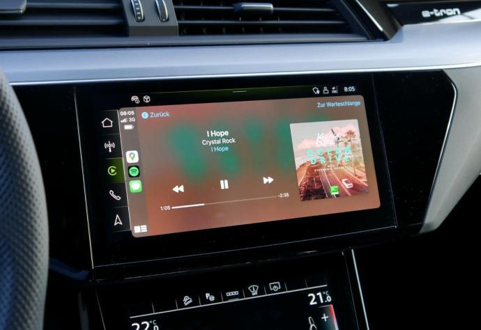 Audi Etron 2021 Carplay
