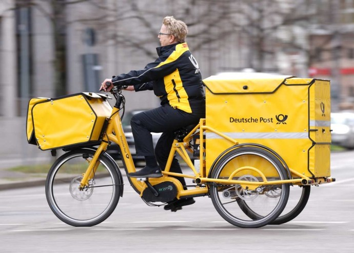 Deutsche Post Dhl E Trickes