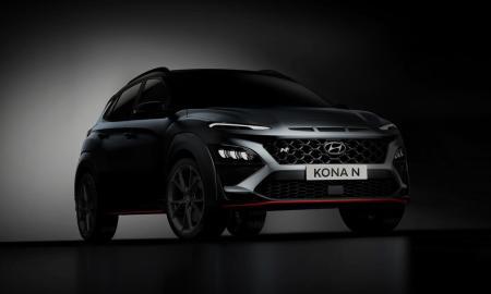 Hyundai Kona N Header