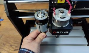 Ortur Aufero Alfawise C10 Pro Vergleich Motor