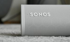 Sonos Detail Header