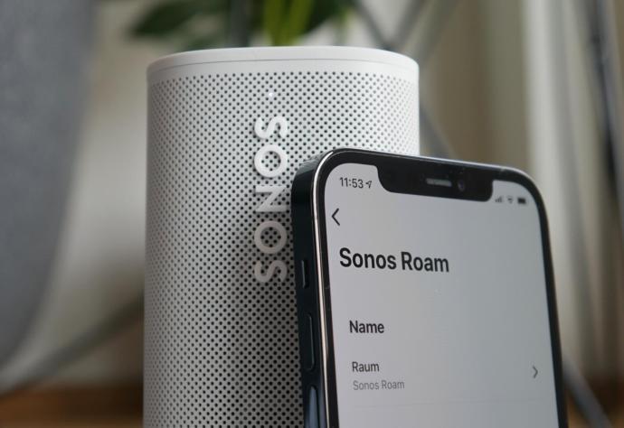 Sonos Roam App Detail