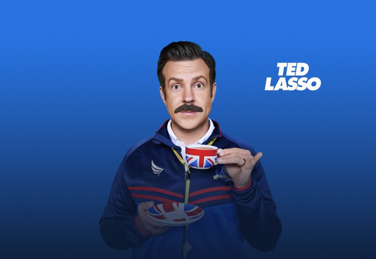 Ted Lasso Header