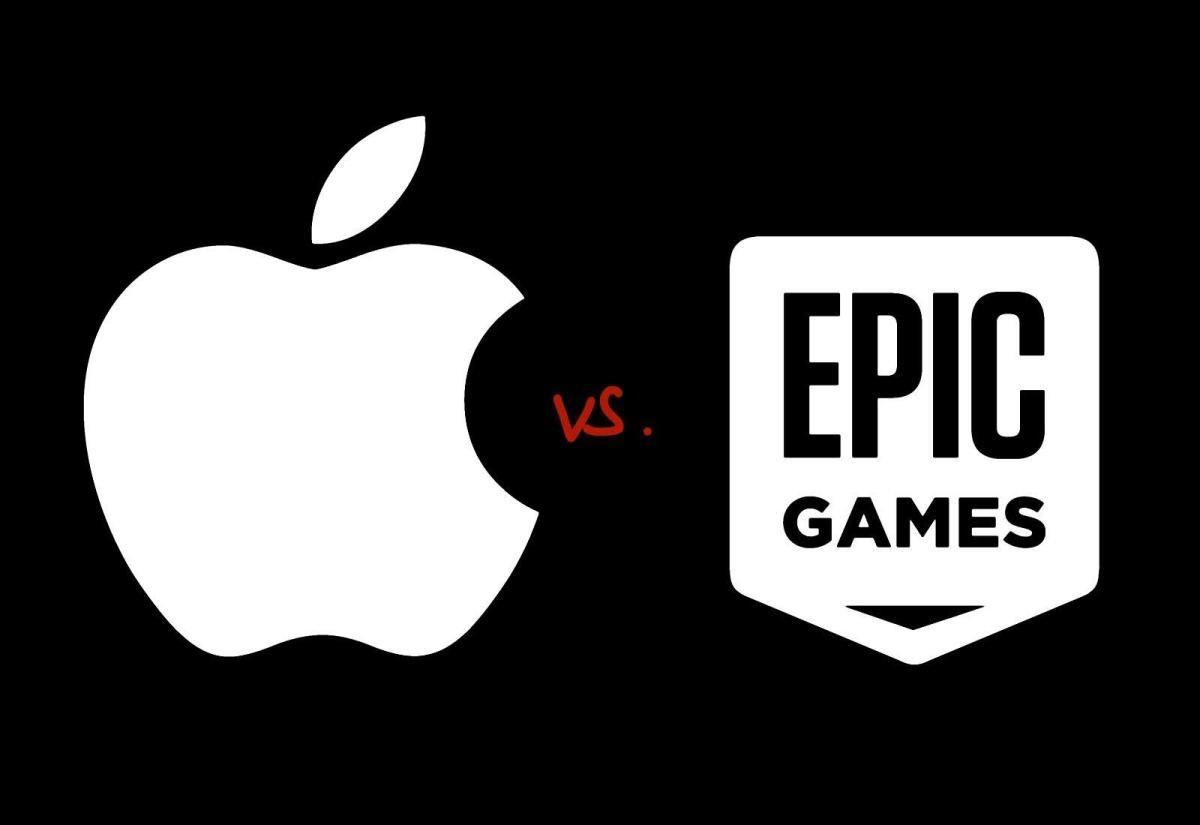Apple Epic Header