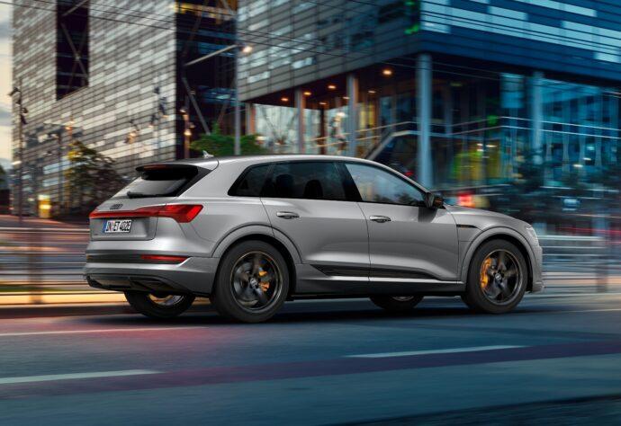 Audi Etron Black Edition