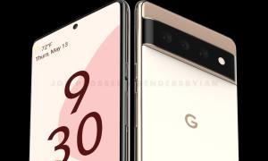 Google Pixel 2021 Render