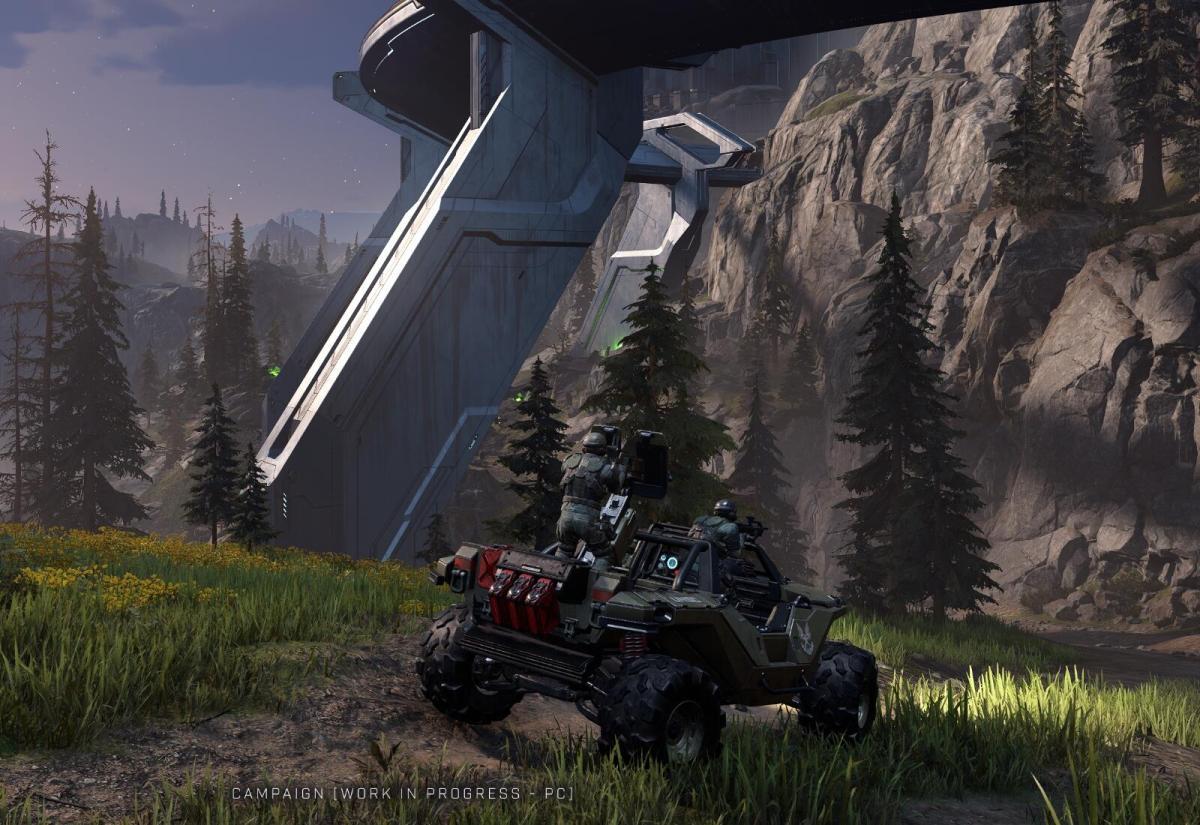 Xbox: Halo Infinite könnte am 15. November kommen