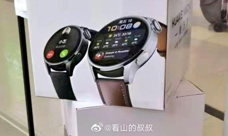Huawei Watch 3 Pro Leak