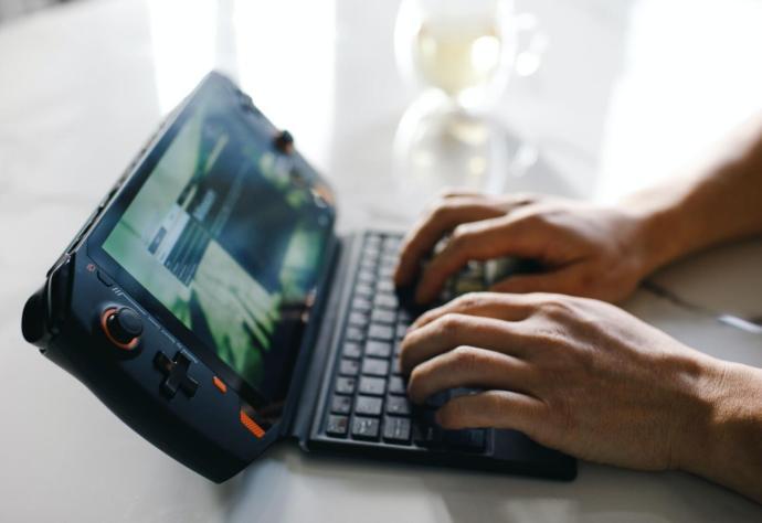 Onexplayer Tastatur