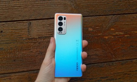 Oppo Find X3 Neo Back 2