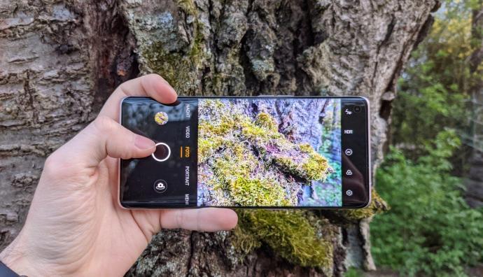 Oppo Find X3 Neo Camera