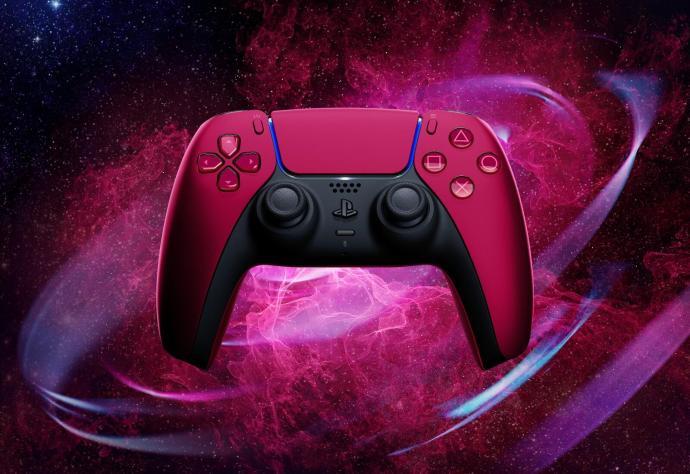 Sony Playstation 5 Dualsense Rot