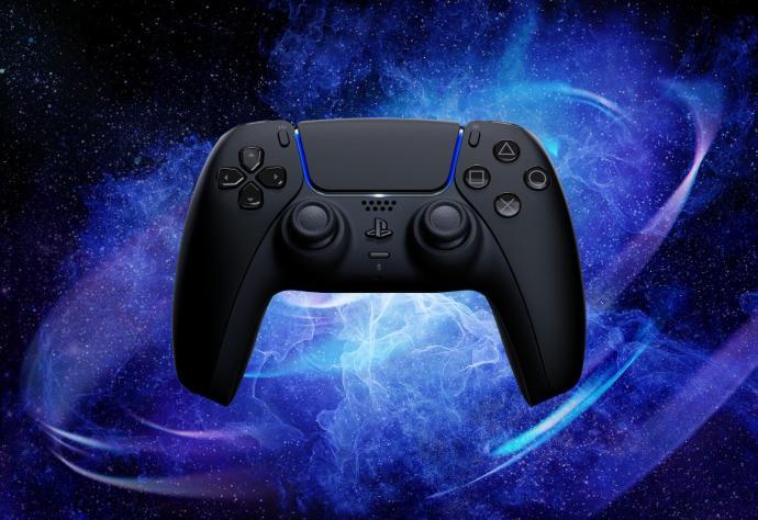Sony Playstation 5 Dualsense Schwarz