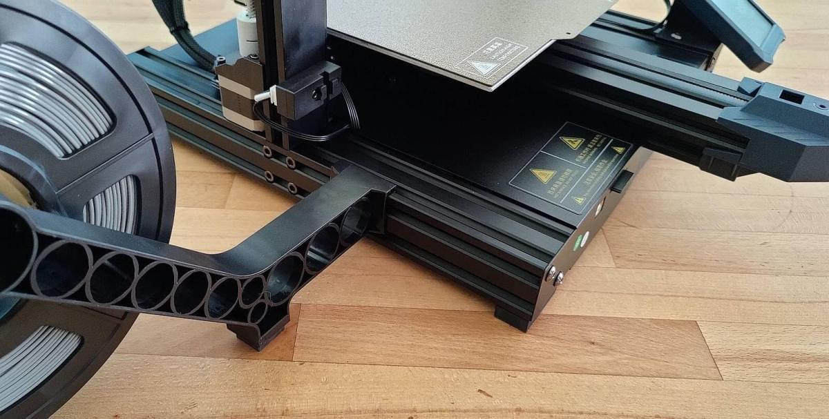 Anycubic Vyper Filamenthalterung Und Ind. Endstop