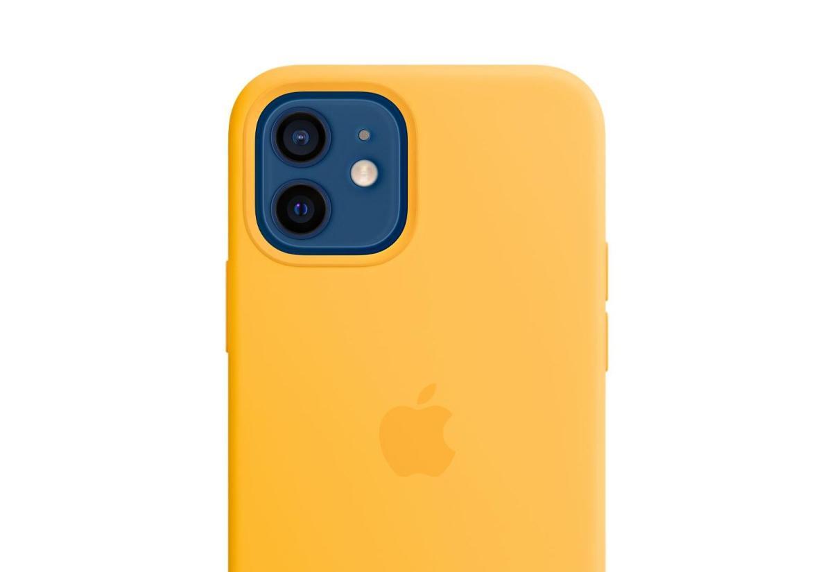 Apple Iphone 12 Silikon Case 2021 Header