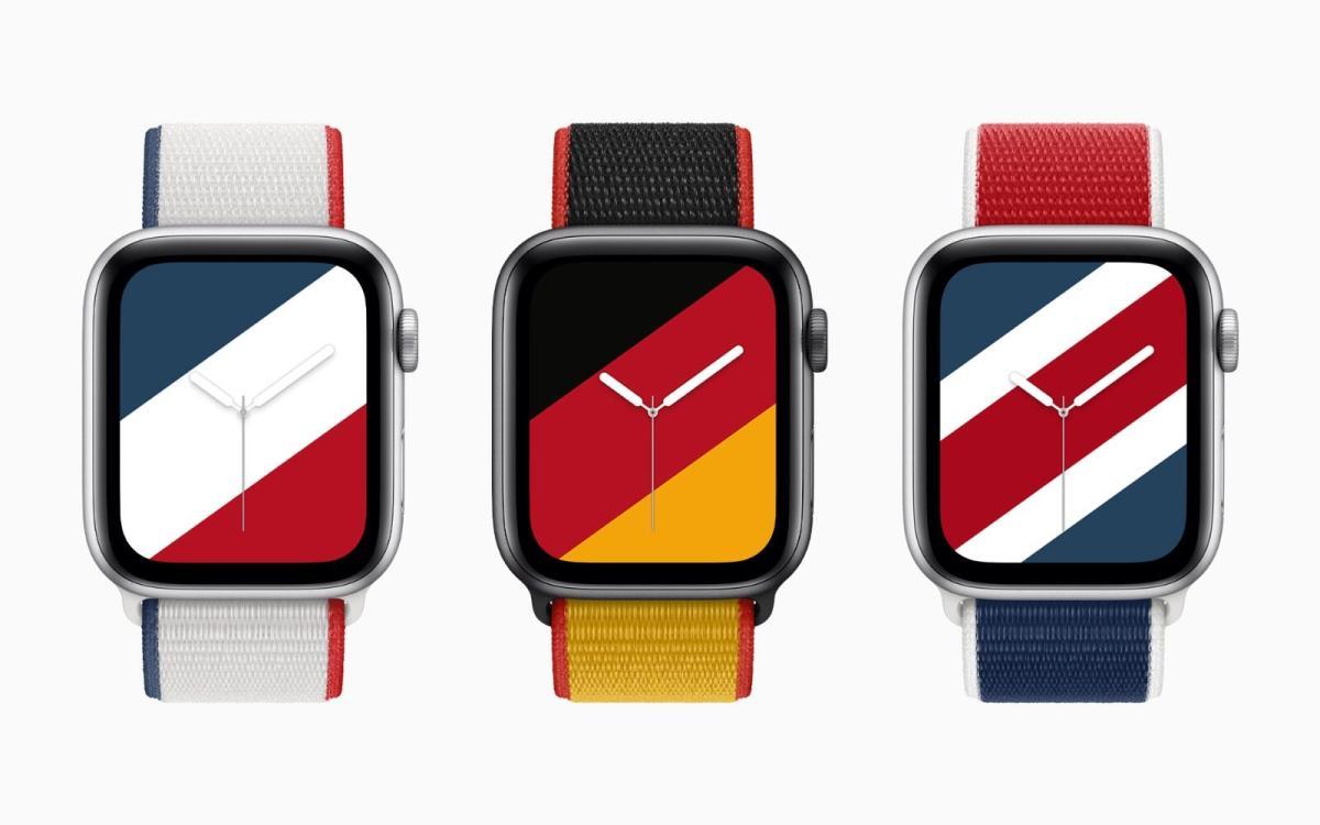 Apple Watch Solo Loop Olympia 2021