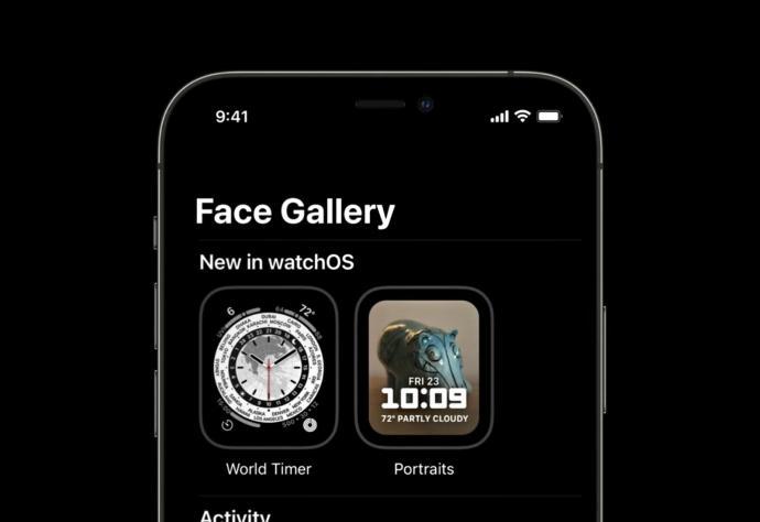 Apple Watchos 8 Watchfaces