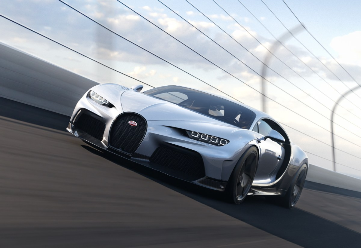 Bugatti Header