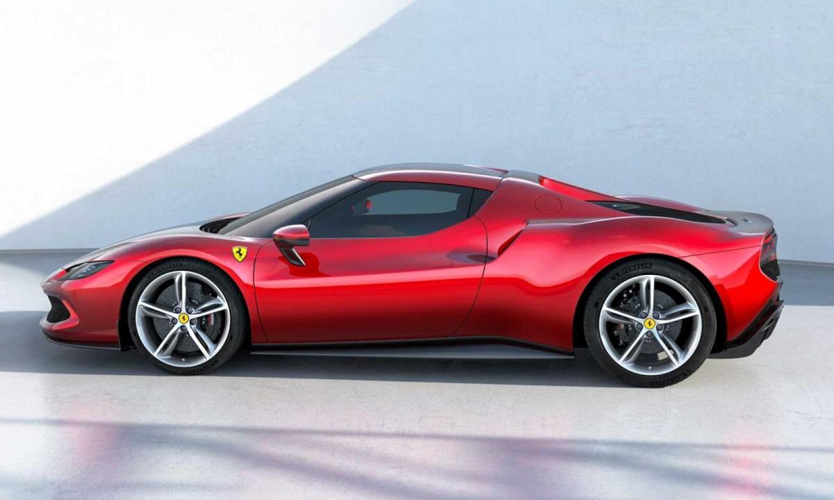 Ferrari 296 Gtb Header