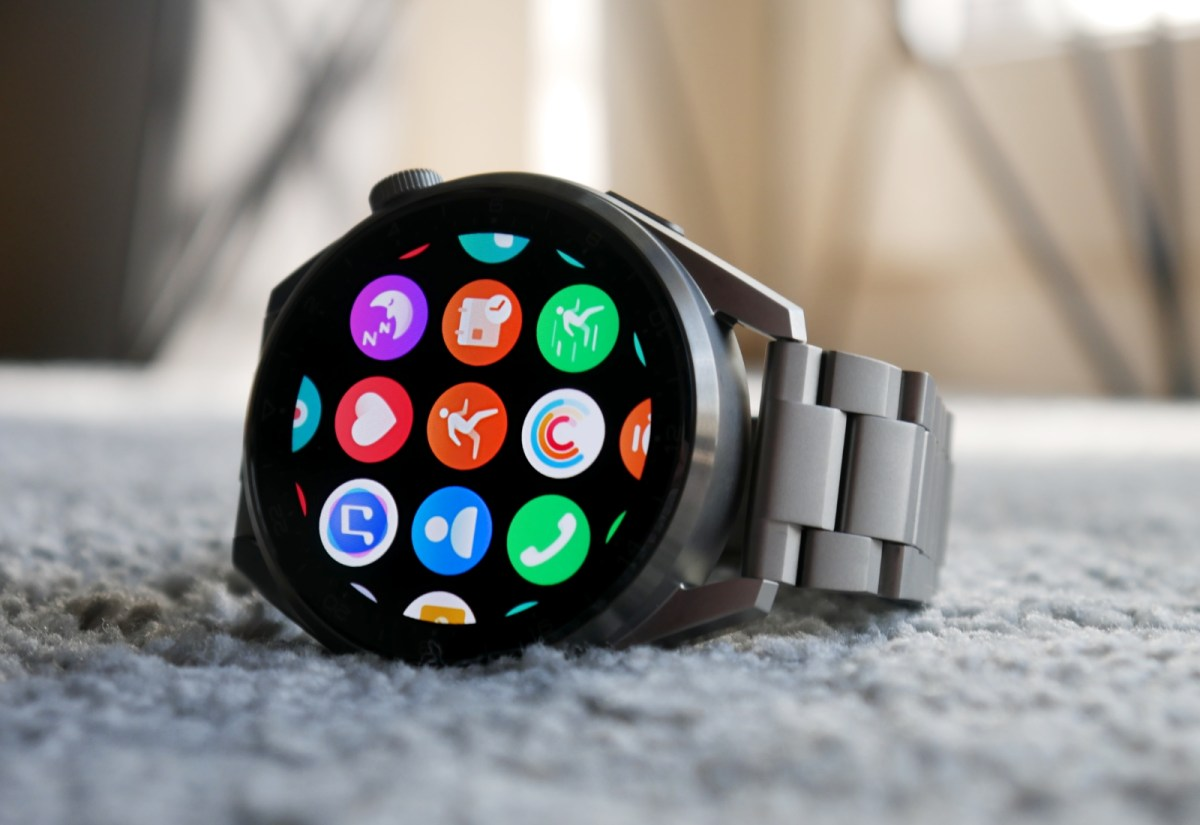 Blutdruck messen: Neue Huawei Watch soll noch 2021 kommen
