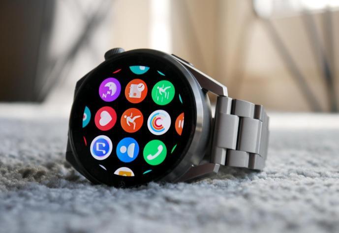 Huawei Watch 3 Pro Apps