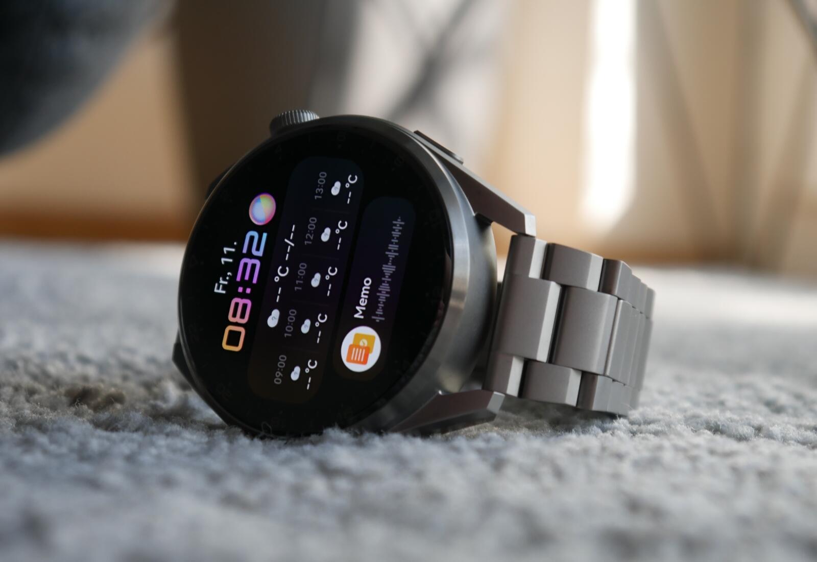 Huawei Watch 3 Pro Watchface