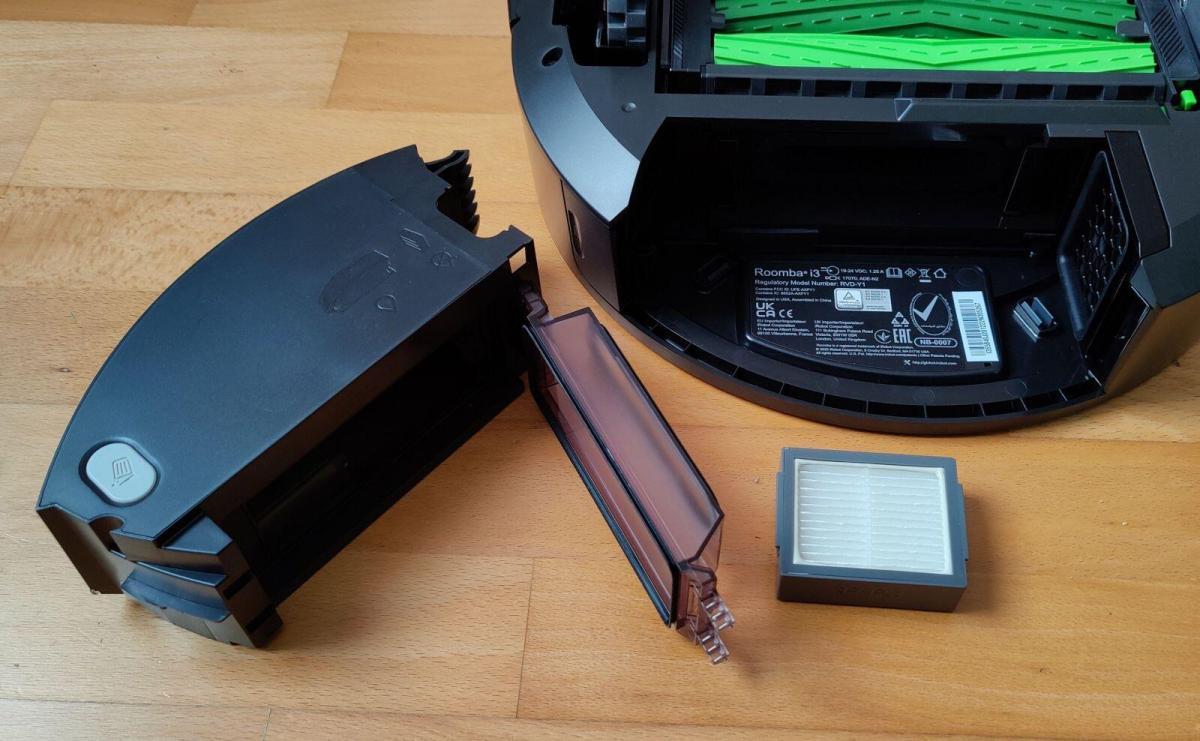Irobot Roomba I3 Plus Muellbehaelter 2