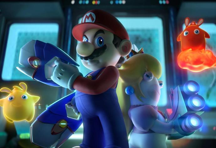 Mario Rabbids Spark Hope Header