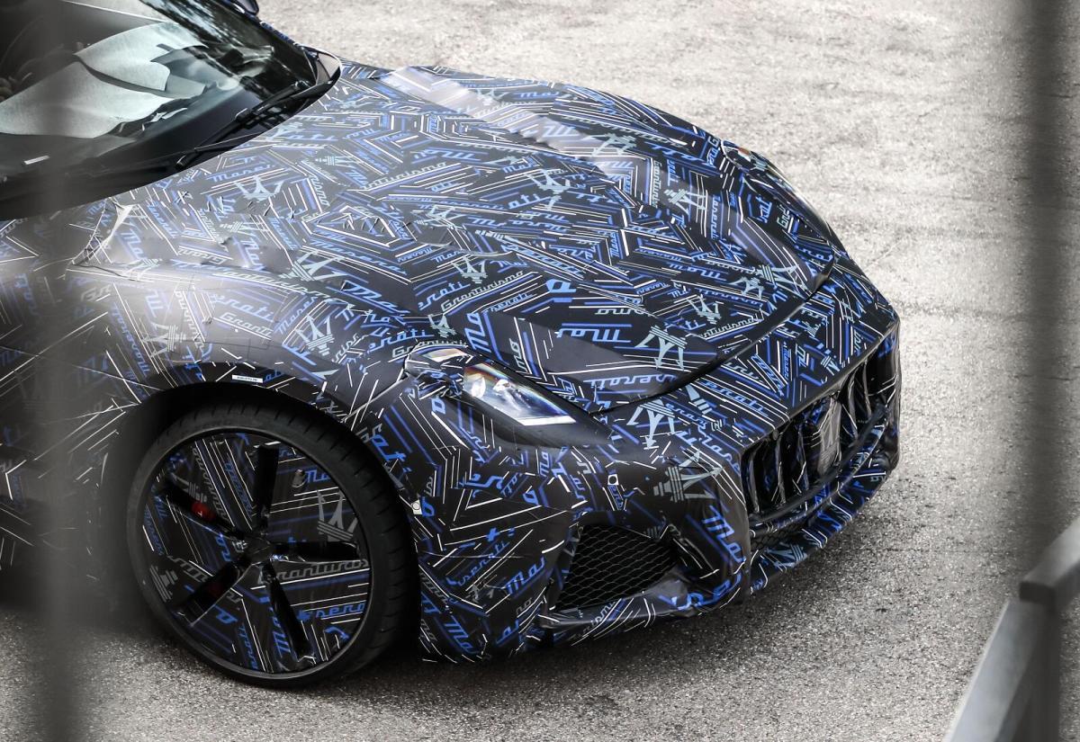GranTurismo: Maserati zeigt erste Bilder vom Elektro-Sportwagen