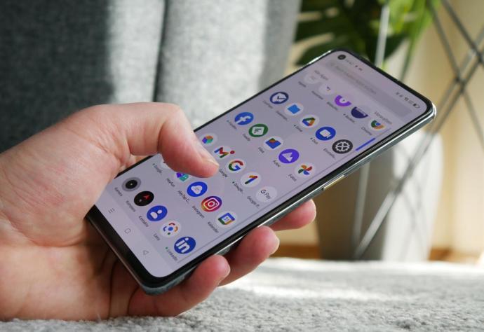 Realme Gt Google Apps Hand