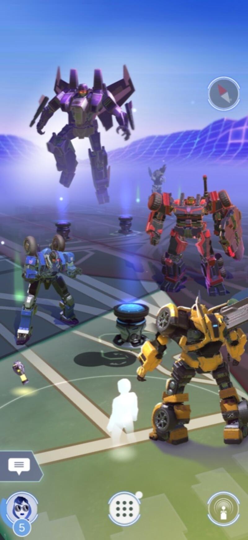 Transformers Heavy Metal Screen