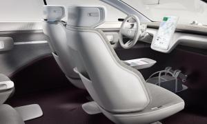 Volvo Concept Recharge Innen