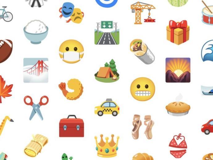 Android 12 Emojis Neu