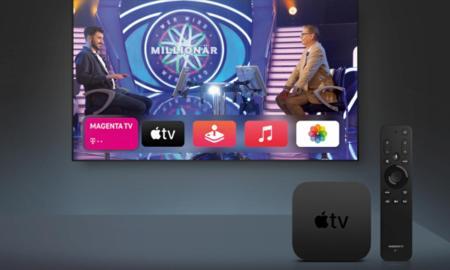Apple Magenta Tv