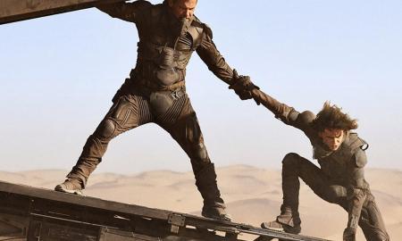Dune Film Header