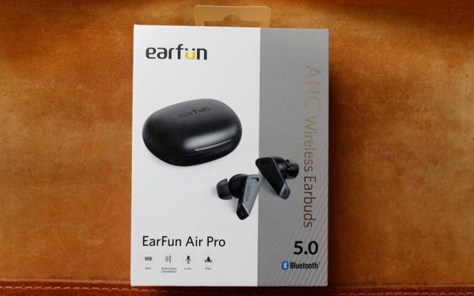 Earfun Air Pro Packaging